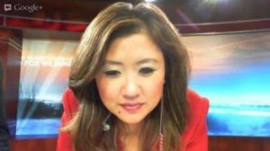 Michelle Li Google Plus Hangouts on Air