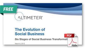 TheEvolutionofSocialBusiness