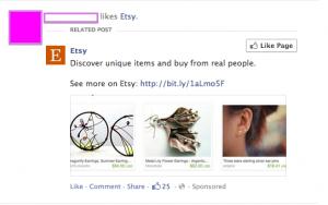 Likes Etsy