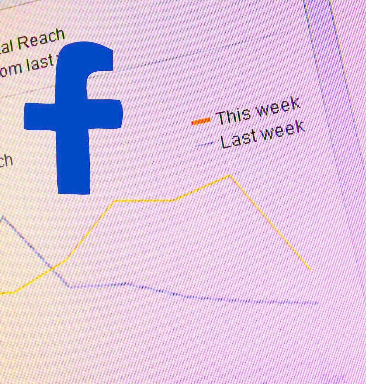 Facebook Fan Reach Decrease