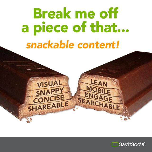 snackable_sayitsocial